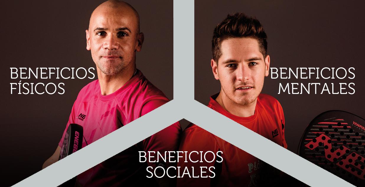 Libro Pádel - los beneficios del deporte del padel